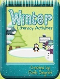 Winter Wonderland Literacy Unit