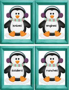Winter Wonderland Literacy Unit