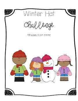 Winter Wonderland Math Challenge