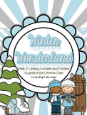Winter Wonderland {Math & ELA Centers and Activities for the Common Core}