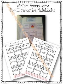 Winter Wonderland Math & Literacy Activities REVISED