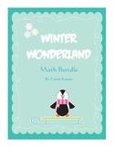 Winter Wonderland Math Measurement Bundle