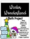 Winter Wonderland Math Project