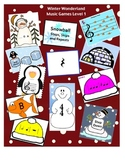 Winter Wonderland Music Games Level 1