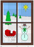 Winter Wonderland Mystery Picture