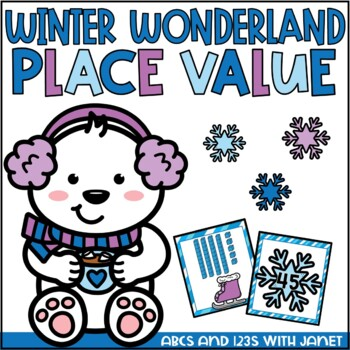 Winter Wonderland Place Value