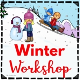 Kindergarten - Special Education-Winter Workshop!