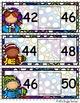Winter Wonderland Skip Counting by 2s Envelope Center