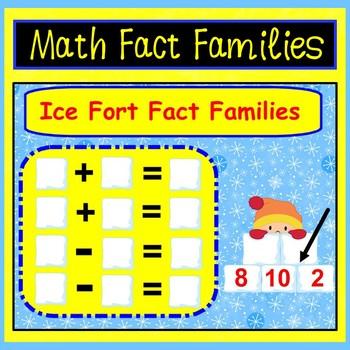 SMART Board Math Winter Fun