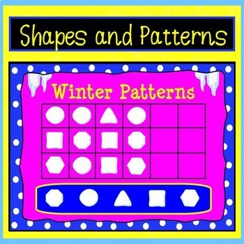 SMARTboard Math Activities for Winter