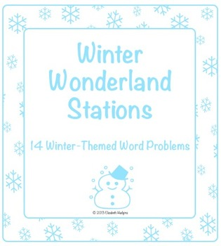 Winter Wonderland Stations