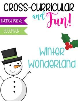 Winter Wonderland Unit for Big Kids