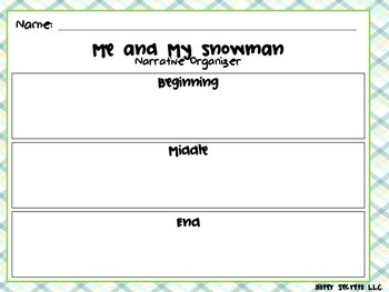 Winter Writing: Winter-Themed CCSS Writing & Craftivity Pack