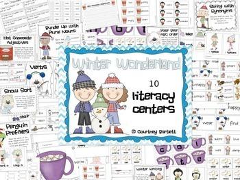 Winter Wonderland center bundle