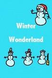 Winter Wonderland - make a Winter card