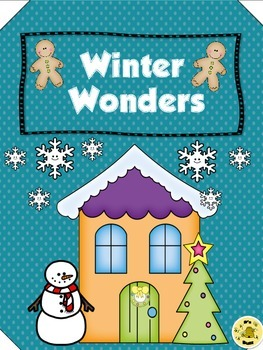 Winter Wonders (Canadian Version)