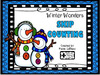 Winter Wonders - SKIP COUNTING
