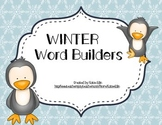 Winter Word Builders