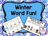 Winter Word Fun