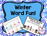 Winter Word Fun