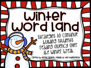 Winter Word Land