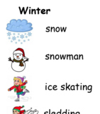 Winter Word List