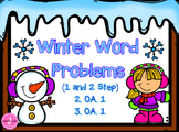 1 and 2 Step Word Problems