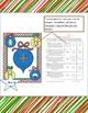 Winter Word Problems Differentiated Coloring Fun Pages