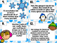 Winter Word Problems Task Cards
