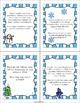 Winter Word Problems - basic operation grades 3 - 4