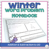 Winter Word Problems for Addition and Subtraction