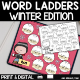 Winter Word Walk Pack