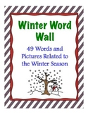 Winter Word Wall