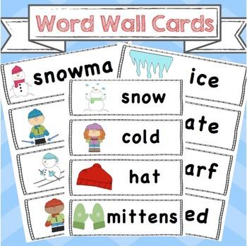 Winter Words