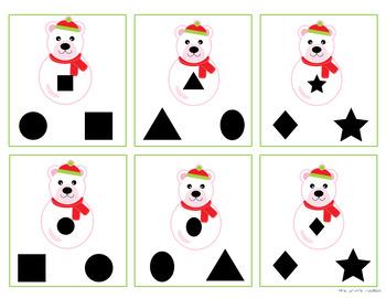 Winter Work Boxes of Basic Skills