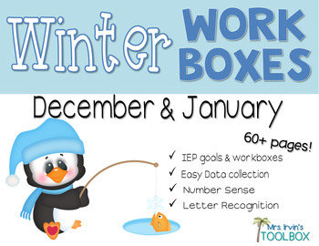 Winter Work Boxes of Basic Skills