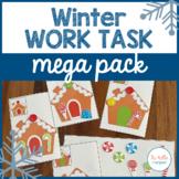 Winter Work Task Mega Pack