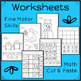 Winter Work Tasks Variety BUNDLE for Special Education and Autism