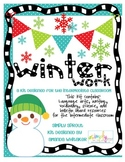 Winter Work for the Intermediate Classroom
