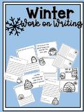 Winter Work on Writing