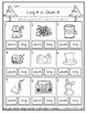 Winter Worksheets for 1st Grade FREEBIE!