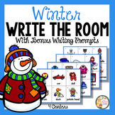 Winter Centers for Kindergarten