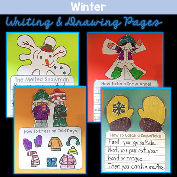 Winter Writing Craft Prompts