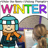 Winter - Write the Room & Writing Prompts
