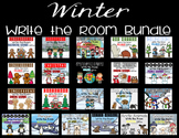 Winter Write the Room Bundle