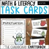 Winter Write the Room Task Cards