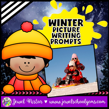 Winter Writing Activities (Winter Writing Prompts and Paper)