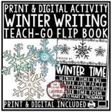 Winter Writing Prompts 3rd Grade 4th Grade -January Activities
