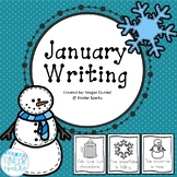 Winter Writing Station Packet