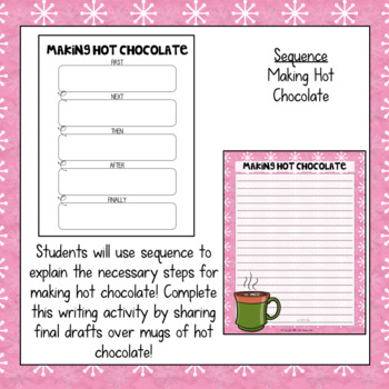 Winter Writing Activities - Informative Writing